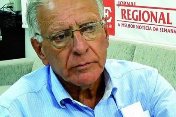O secretário municipal de manutenção, Sergio Guilherme, da Secretaria Municipal de Manutenção e Paisagismo
