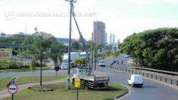 Em maio, RC encaminhou ofício à concessionária Centrovias solicitando intervenções na iluminação na altura do km 174, em uma das entradas da cidade