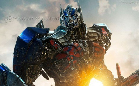 Mais um filme da franquia Transformers chega aos cinemas