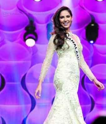 Miss Analândia, Debora Cezar, conquistou a segunda colocação no Miss São Paulo 2014