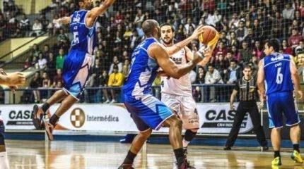 Com defesa consistente, RC Basquete se impôs em quadra no segundo tempo e conquistou a vitória em Sorocaba