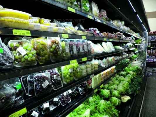 Produtos de hortifrúti em porções menores são atrativos para os solteiros que moram sós