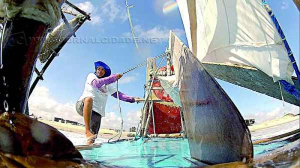 Filme Mulheres Pescadoras, que está entre os curtas exibidos no Festival Internacional de Cinema, na categoria Documentário