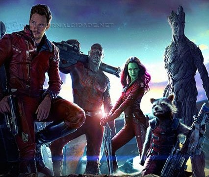 Guardiões da Galáxia chega ao cinema apenas em cópias dubladas