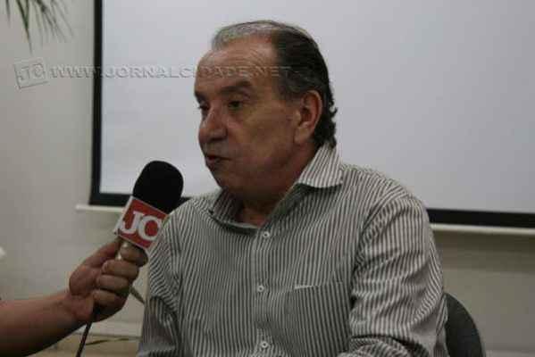 O candidato ao senado Aloysio Nunes (PSDB)
