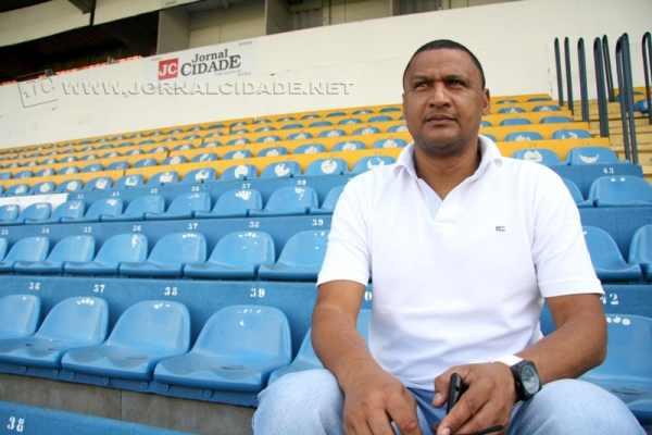 Antonio Carlos da Silva, mais conhecido como Buião