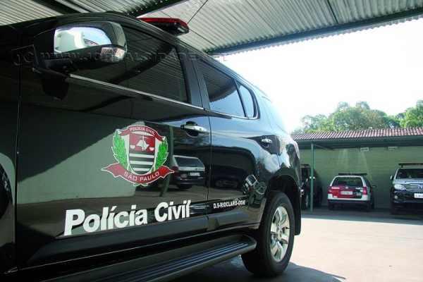 A informação é da Polícia Civil, que ainda informou que o autor do crime foi identificado