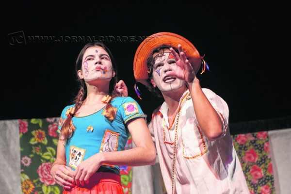 Peça Sacra Folia, apresentada pela Cia. Teatral Novos Tempos, de Rio Claro, conquistou diversas premiações em festival