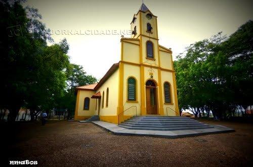 A carreata sairá da capela Nossa Senhora Aparecida e seguirá para a Paróquia São José, para a missa solene (Imagem: Reprodução)