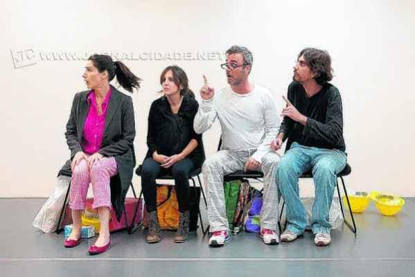 O espetáculo Não Vamos Pagar!, que reúne atores conhecidos do público, estará no Sesi RC