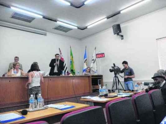 Falta de doação de área para construção de creches estaduais foi debatida na sessão camarária nessa semana em Rio Claro