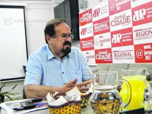 Além da implantação de propostas do governo, Aldo tem como prioridade a criação da Região Metropolitana de Piracicaba