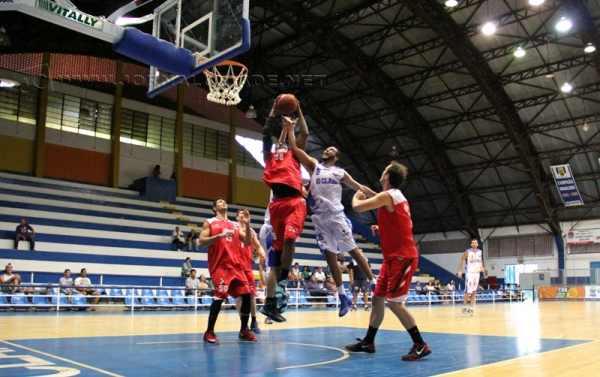 As equipes realizaram partida bastante disputada e realizada em cinco quartos, no Felipão