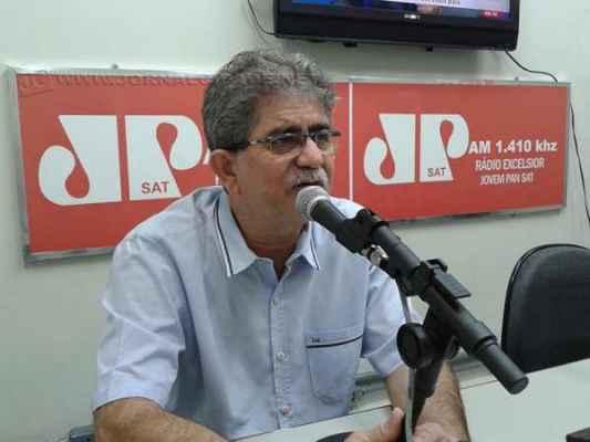 O prefeito de Rio Claro, Du Altimari