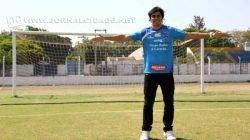 O goleiro Richard assinou contrato para o Paulistão e já vestiu a camisa do Galo Azul