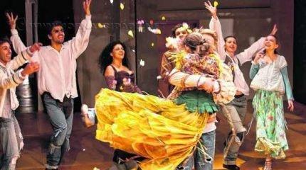 Neste fim de semana, a Cia Elevador de Teatro Panorâmico apresenta a história de Rosalinda, adaptando um dos clássicos do famoso dramaturgo inglês