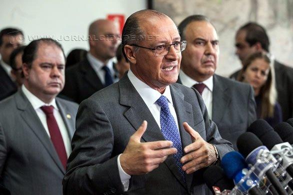 Geraldo Alckmin (Foto: Arquivo)