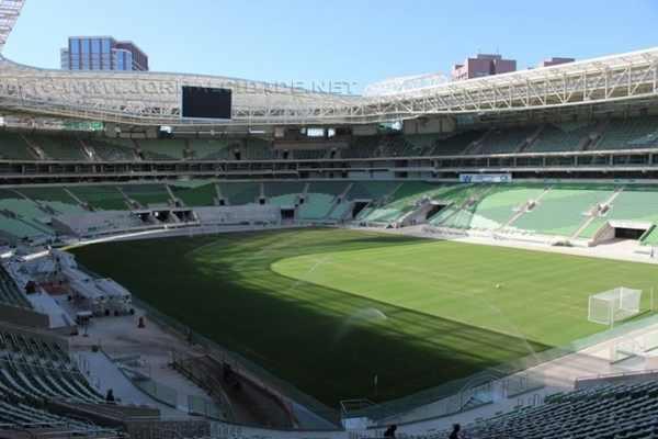 Allianz Parque está em na fase final das obras de reforma de R$ 630 milhões (Foto: Divulgação)