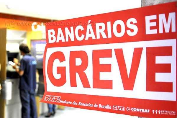 Reprodução: Greve permanece e bancários farão assembleia para discutir proposta oferecida pela FENABAN