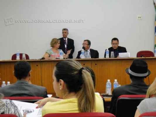 Sessão ordinária desta semana realizada na Acirc