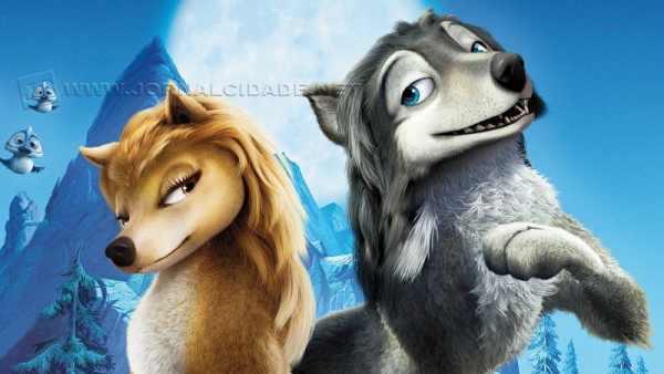 A animação A Lady e o Lobo – O Bicho Tá Solto terá exibição no Sesi Rio Claro