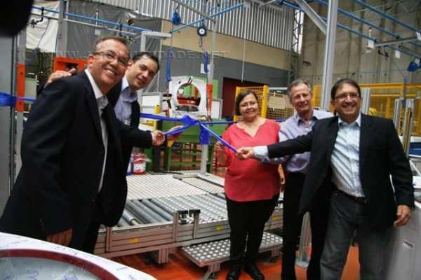 Inauguração da nova linha foi feita na tarde de quarta-feira (12)