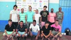 Os jogadores já estão com os contratos assinados para a disputa do Paulistão. O técnico Buião pretende formar seu elenco com cerca de 27 jogadores