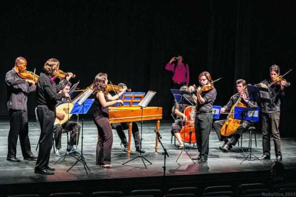 Conjunto de Música Antiga da USP apresenta o concerto 300 anos de BaRock! em RC