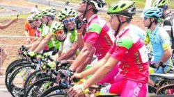 O ciclismo foi uma das primeiras modalidades a iniciar as disputas na 78ª edição dos Jogos Abertos, na cidade de Bauru