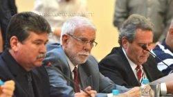 O presidente do Velo Clube Adalberto Irineu Borges esteve presente no Conselho Técnico da Série A-2 (Foto: Rodrigo Corsi/FPF)