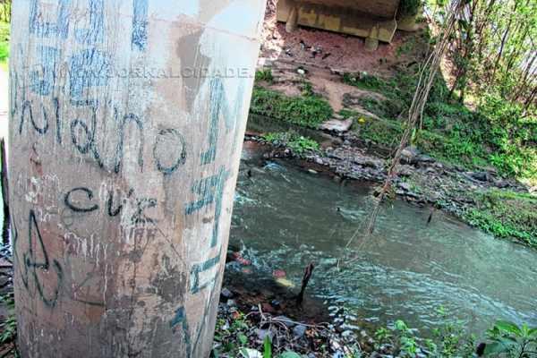 Fato observado é no ponto próximo ao viaduto da Rodovia Wilson Finardi (sp-191), na Estrada do Sobrado, área rural