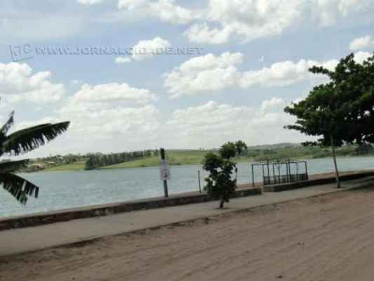 Prefeitura liberou o banho na Represa do Broa na última sexta-feira (28)