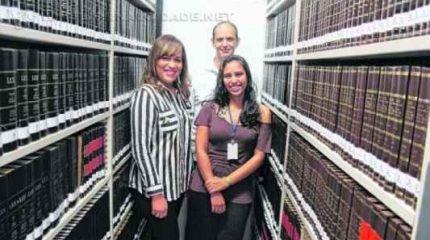 A nova Biblioteca do Poder Legislativo vai levar o nome de Cida Bilac a partir de 2015, garante a vereadora Raquel Picelli