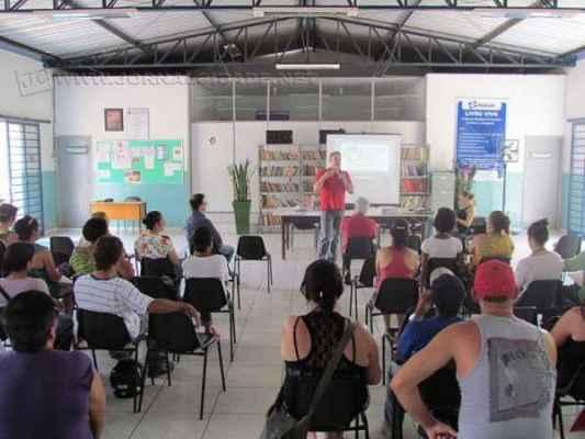 A reunião também teve como objetivo a formulação e apresentação do plano diretivo