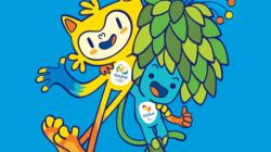 Público escolheu os nomes Vinicius e Tom para os mascotes dos Jogos Olímpicos e Paralímpicos Rio 2016