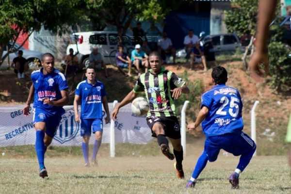 Times da região disputam o Regionalzão do Extra-Amador, Inter São José de Campinas (de azul) é o atual campeão