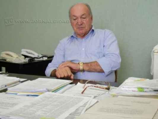 Segundo o prefeito Ildebran Prata foram priorizadas a Saúde e a Educação