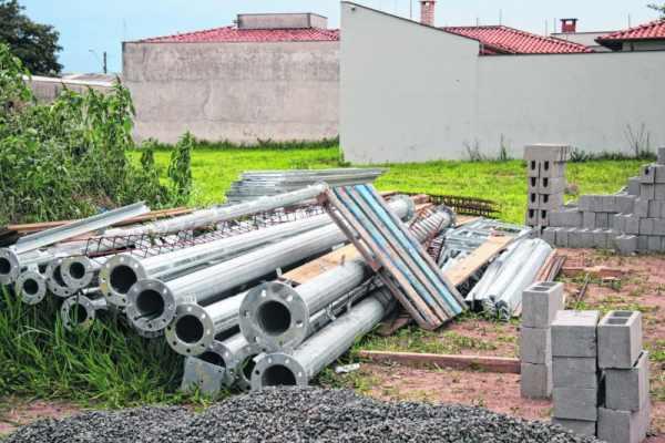 Construção de torre no bairro Jardim América mobiliza abaixo-assinado entre os moradores