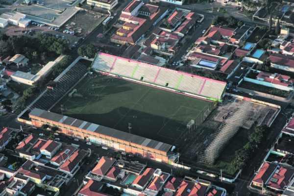 Apesar de interditado, após nova mudança no local, a decisão do título do Amador, no próximo domingo (14), será no Benitão