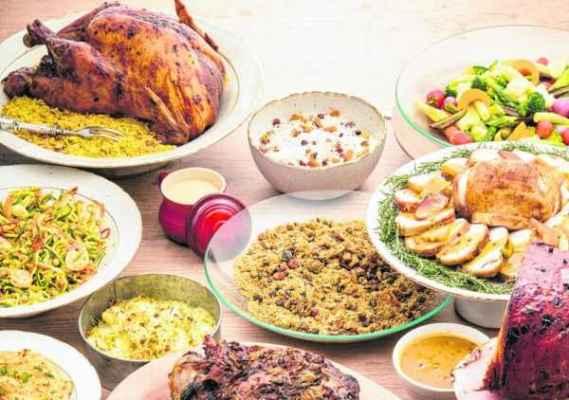 MESA FARTA: é raro achar um local para cear na noite da véspera de Natal. Em Rio Claro, uma churrascaria estará aberta