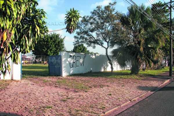 Área da antiga quadra da Escola Joaquim Ribeiro será utilizada para a construção do novo prédio do IML de Rio Claro