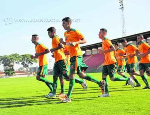 A equipe volta ao treinamento em janeiro (Foto: Arquivo)