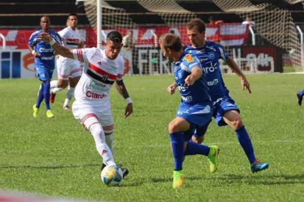 Azulão, melhor no primeiro tempo, pecou nas finalizações. No segundo, o Bota dominou (Foto: Rogério Moroti/Agência Botafogo)