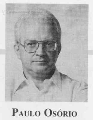 Paulo Osório foi deputado estadual de 1987 a 1991.