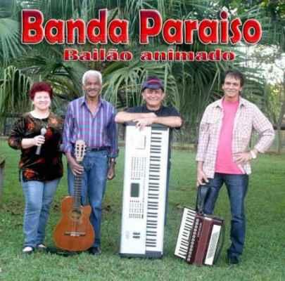 Banda Paraíso traz o melhor do forró, sertanejo e bandeirão e outros estilos para o Centro Comunitário de Corumbataí