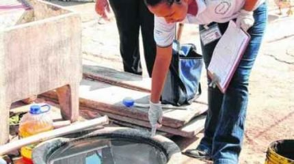 ALERTA: os casos de dengue em RC cresceram 278% num prazo de apenas uma semana