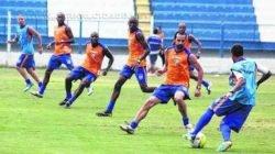 Após dois meses de treinamento na pré-temporada em preparação para as disputas no estadual da série A-1, o Galo Azul finalmente inicia sua jornada na elite do futebol paulista neste sábado