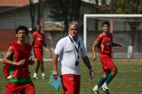 Técnico João Vallim (Foto: Arquivo)