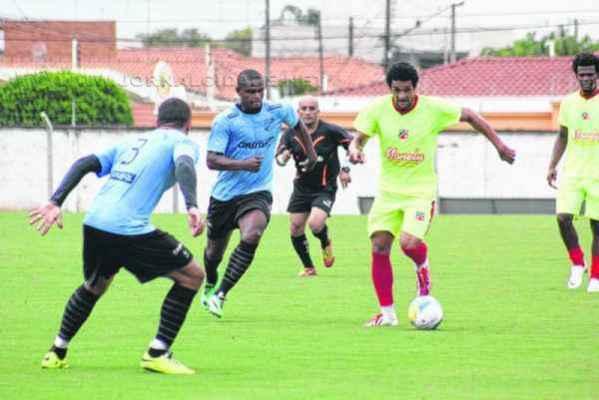 Pré-temporada com João Vallim teve início no começo de janeiro. Além dos treinamentos, o Rubro-Verde realizou dois jogos-treino, quando venceu por 2 a 0 a Inter de Limeira e o São Bento