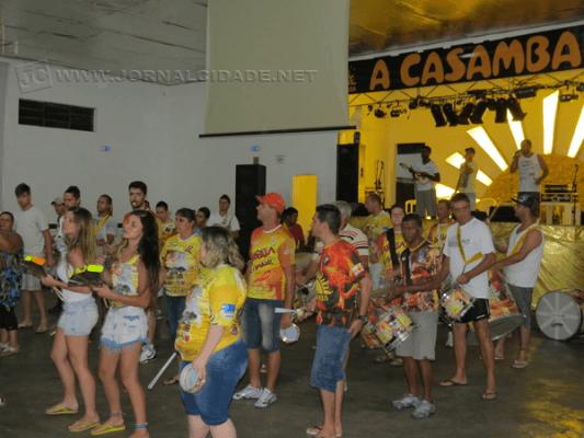 Casamba é uma das escolas que têm programação
